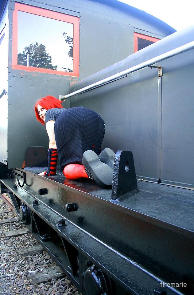Train by firemarie