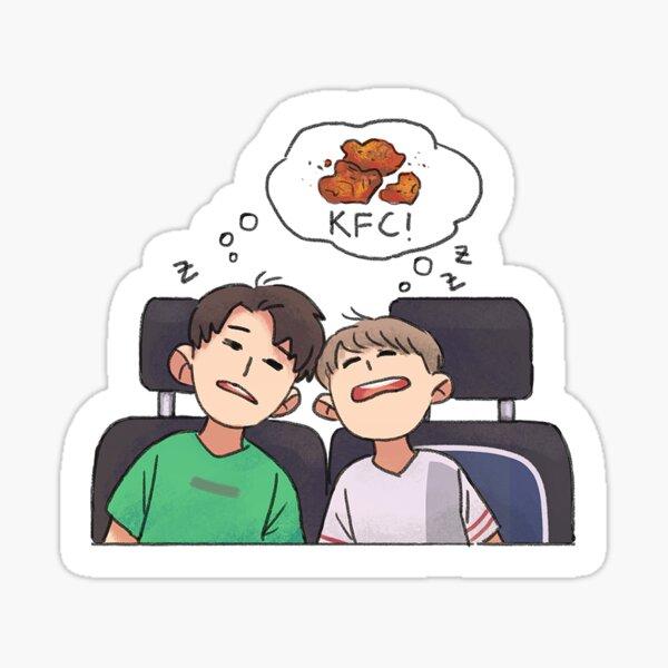 Wanna One Go - Laji Sticker