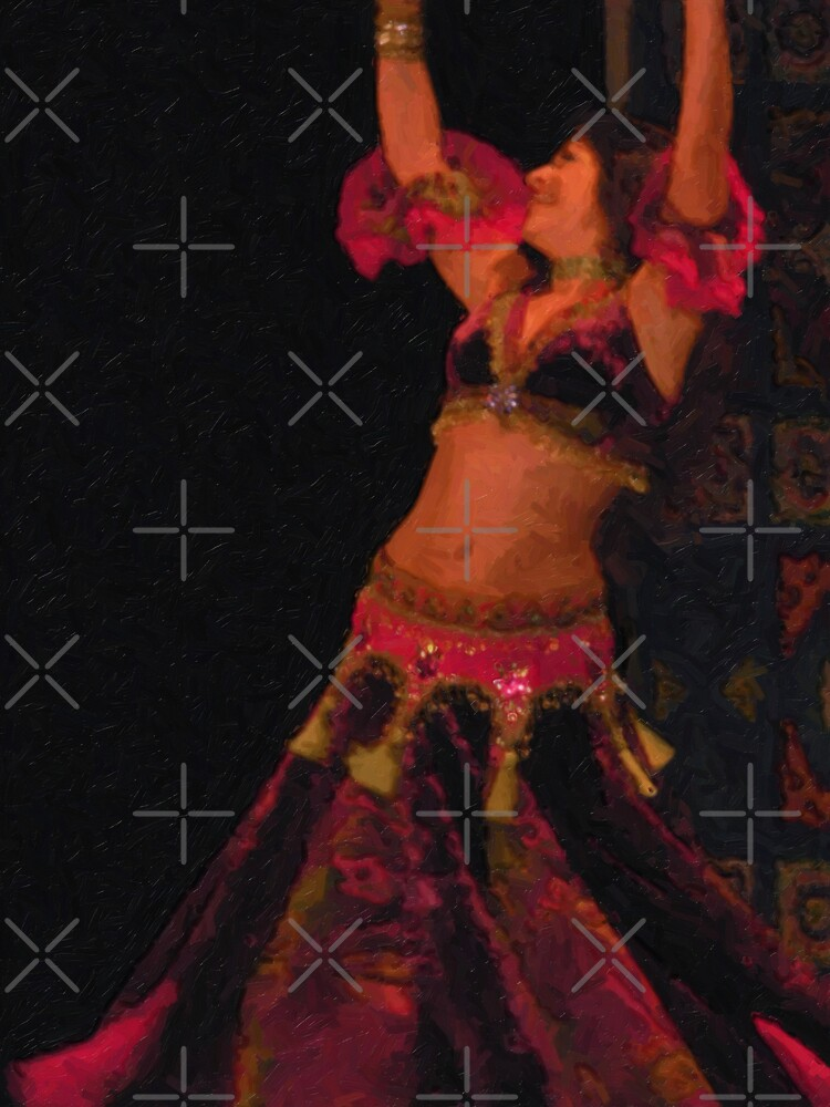 Dancer 01 by Sandra Chung