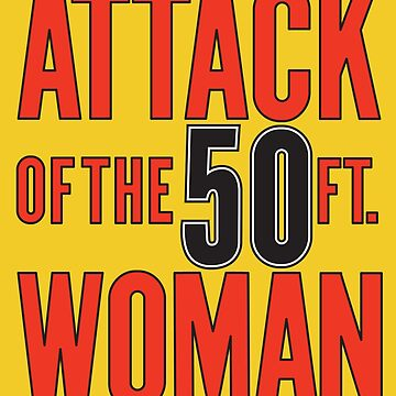Attack of the 50ft Woman (1958) by classicmovies