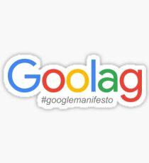 Goolag Manifesto Sticker