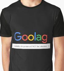 Goolag Manifesto Graphic T-Shirt