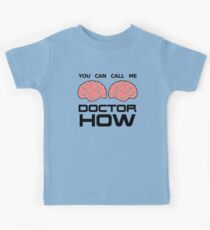 Doctor How? Kids Clothes
