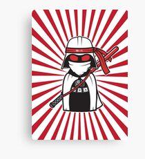 Trust me i' m a Ninja! Canvas Print