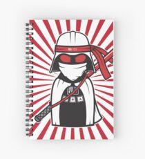Trust me i' m a Ninja! Spiral Notebook