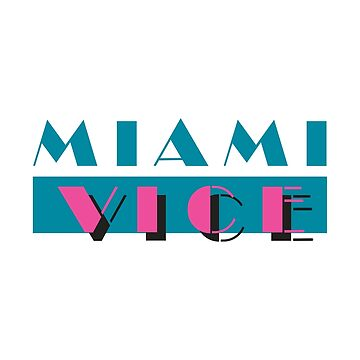 Miami Vice (1984) TV Series by classicmovies