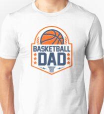 Basketball Dad (orange) T-Shirt