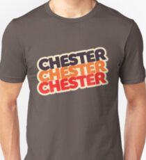 Chester | Retro Stack T-Shirt