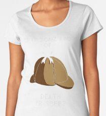 sherlock Women's Premium T-Shirt