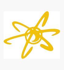Jimmy Neutron logo T-shirt Photographic Print