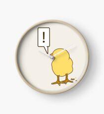 Little bird Clock