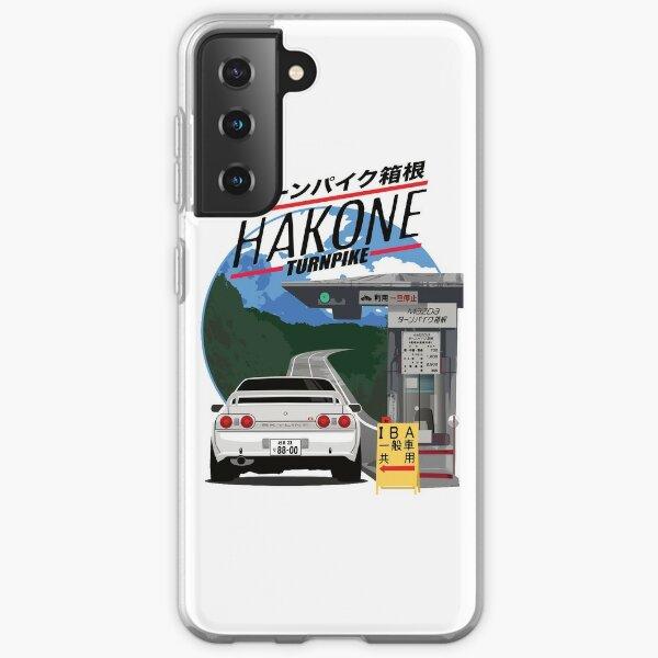 Hakone NISSAN Skyline R32 GTR Samsung Galaxy Soft Case