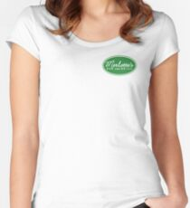 Merlotte's Bar and Grill - True Blood Women's Fitted Scoop T-Shirt