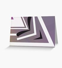 texture  and abstract background Greeting Card