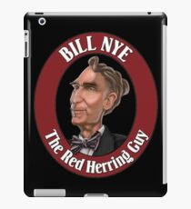 """bill - the Blues Men and the """"Race"""" Men so that they both would iPad Case/Skin"""