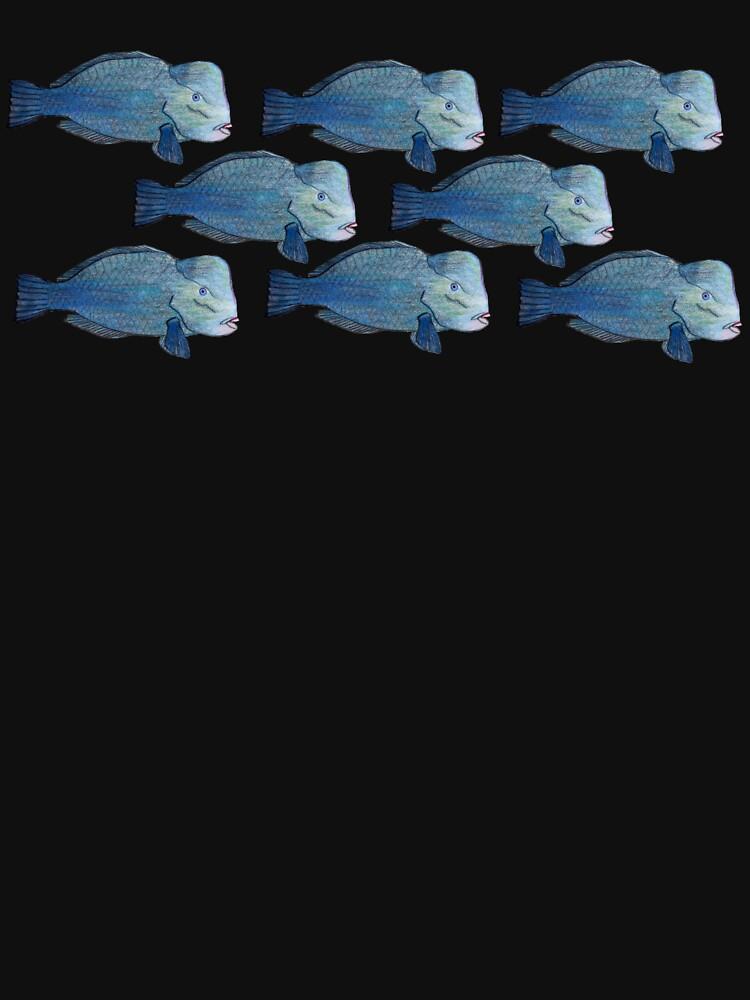 Bumphead Parrotfish de FishArtetFacts