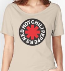 red hot chili peppers Women's Relaxed Fit T-Shirt