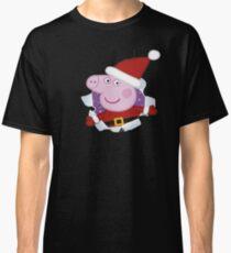 Merry Pigmas - Merry Christmas love Pigs Classic T-Shirt