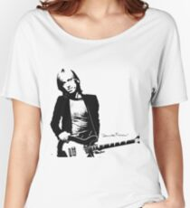 Tom petty last tour 2017 Women's Relaxed Fit T-Shirt