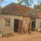 Livery at Wilberforce Pioneer Village by Michael Matthews