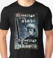 THX 1138 george lucas lucasfilm chrome robot 1970's science fiction sci fi police android hard sci fi T-Shirt