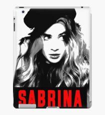 Sabrina I Love Her iPad Case/Skin