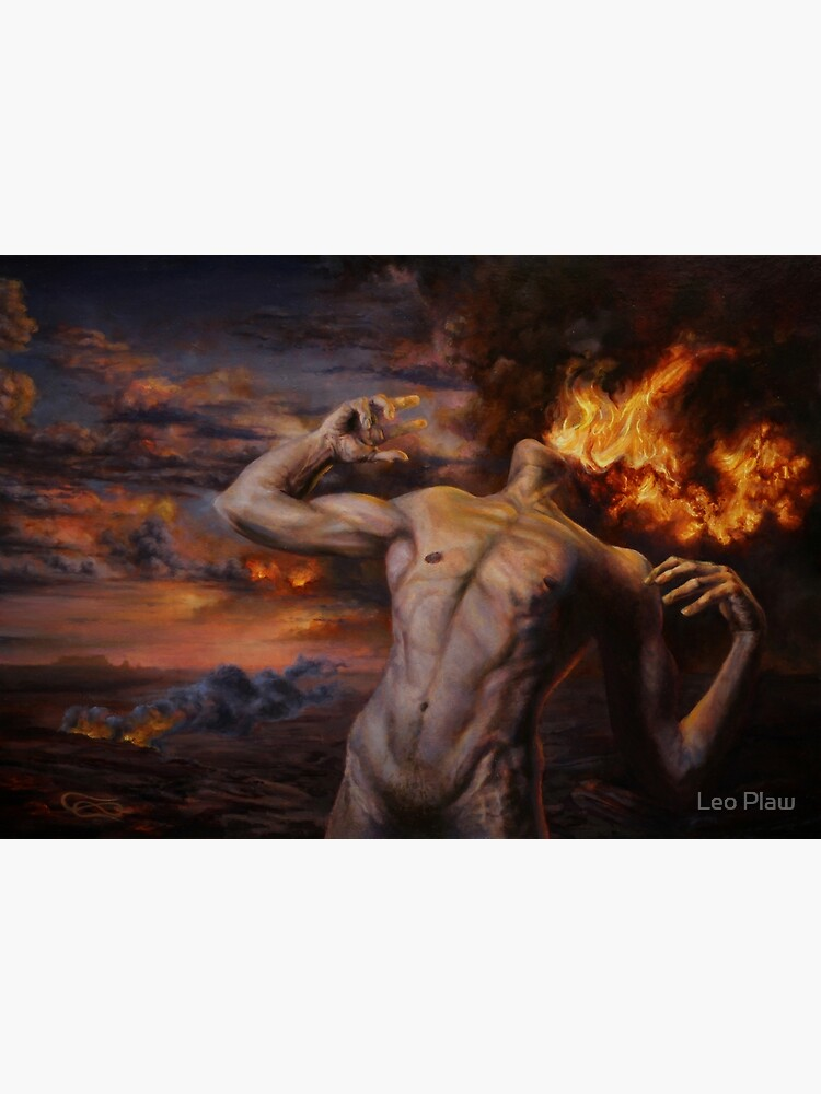 Burning Desire by leoplaw