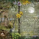 March : Ash Moon by Angie Latham