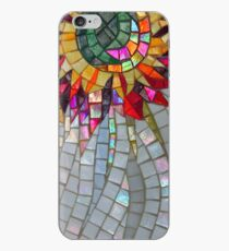 Vinilo o funda para iPhone Star Flower,  photography of shiny mosaic - JUSTART ©