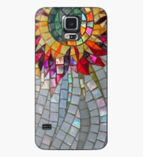 Star Flower,  photography of shiny mosaic - JUSTART © Case/Skin for Samsung Galaxy