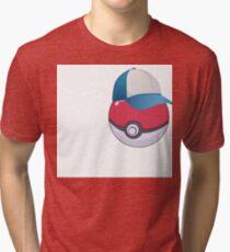 Pokemon hat Tri-blend T-Shirt