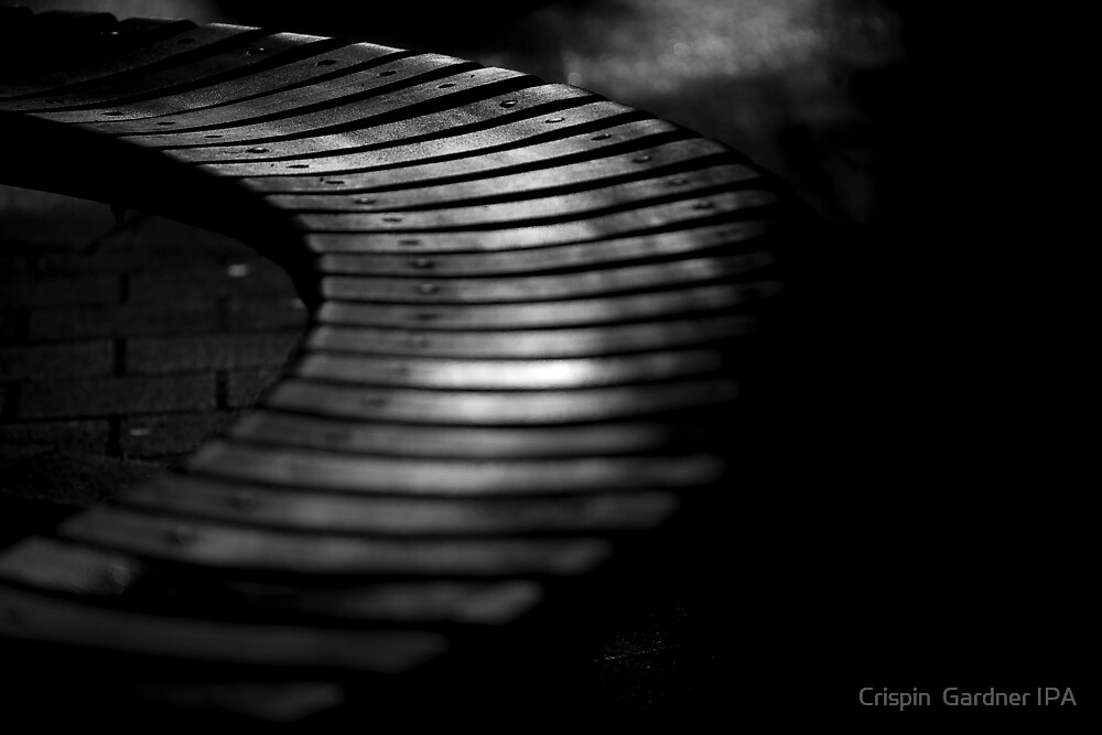 Bench Circle  by Crispin  Gardner IPA