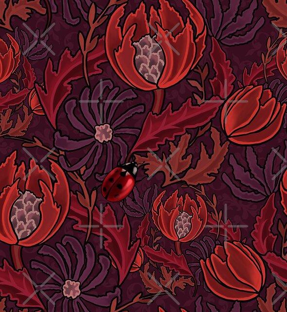 Find a ladybug  by Elena Naylor