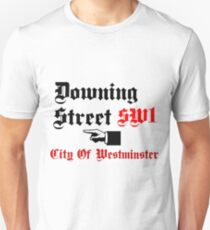 Downing Street  T-Shirt