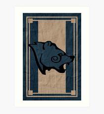 Stormcloaks faction Art Print