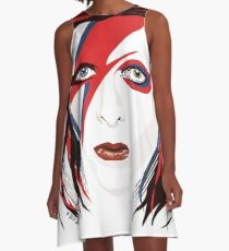 GLAM A-Line Dress