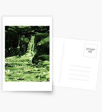 Green Falls Postcards