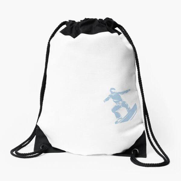 Check Out My Lines Drawstring Bag