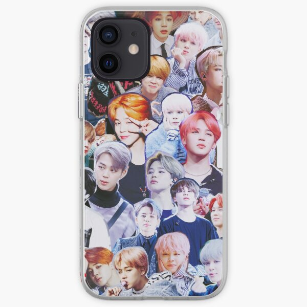 Jimin (Park Jimin) - BTS iPhone Soft Case