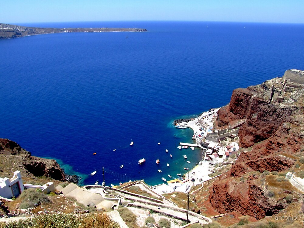 The Bay by antonio