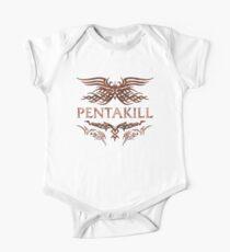League of Legends PENTAKILL emblem Kids Clothes