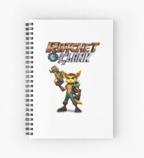 Rachet Spiral Notebook