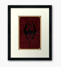 Imperial faction Framed Print