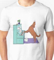 Dog Music  T-Shirt