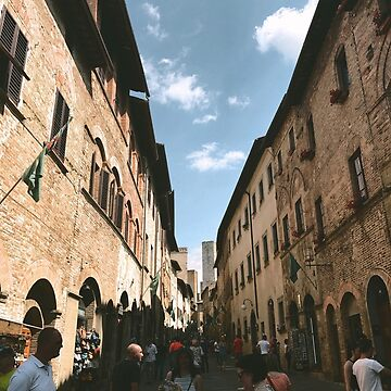 italy europe city buildings modern trendy rustic authentic photograph by wesleykatie