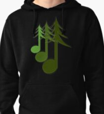 Nature sounds Pullover Hoodie