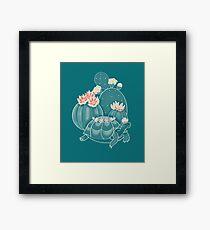 Find a tortoise  Framed Print