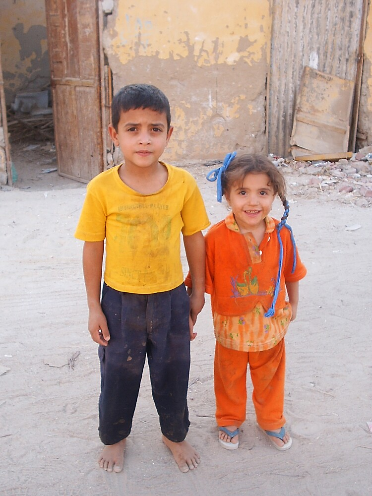 Boy and Girl by shermeen