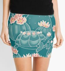 Find a tortoise  Mini Skirt
