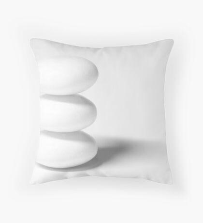 Zen Mentos Throw Pillow
